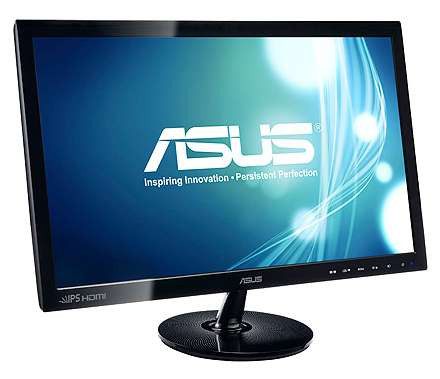 2 MONITORES ASUS VS239 LED IPS 23""