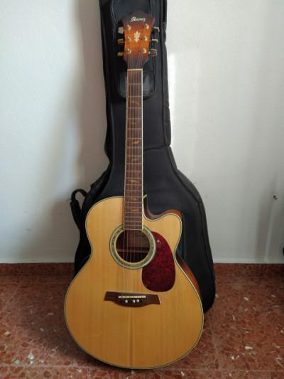 Electro acústica Ibanez AEL40 SE