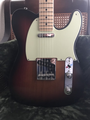Fender Telecaster Highway One - RESERVADA