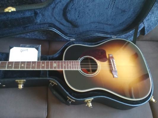Gibson J-45 Custom Shop Mystic Rosewood NUEVA