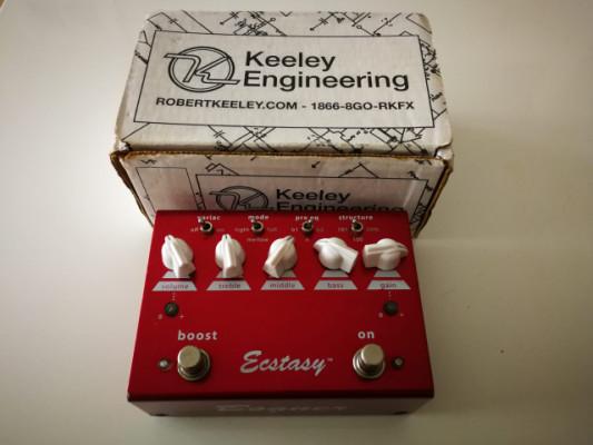 Vendo Bogner Ecstasy Red