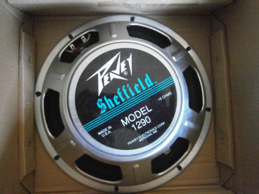 altavoces Peavey Sheffield made in USA - CAMBIO X JENSEN