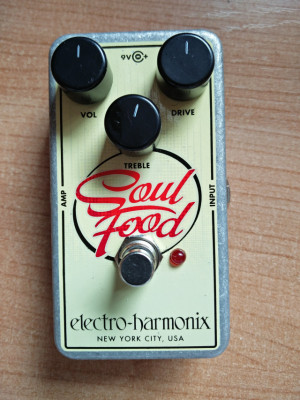 Electro Harmonix (EHX) Soul Food