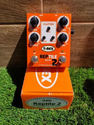 T-Rex Delay Reptile II