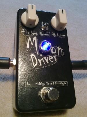 Moon Driver (Por encargo) hecho a mano. Video-demostración