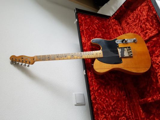 Telecaster 52 Licencias Fender tipo Esquire