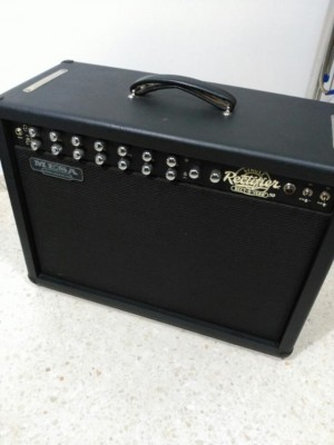 Mesa Boogie Single Rectifier Rect-O-Verb 50 Combo
