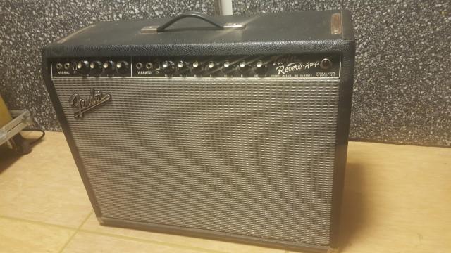 Fender Twin Reverb 1966 - Original!!!