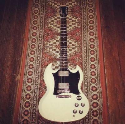 Gibson SG Special Negra