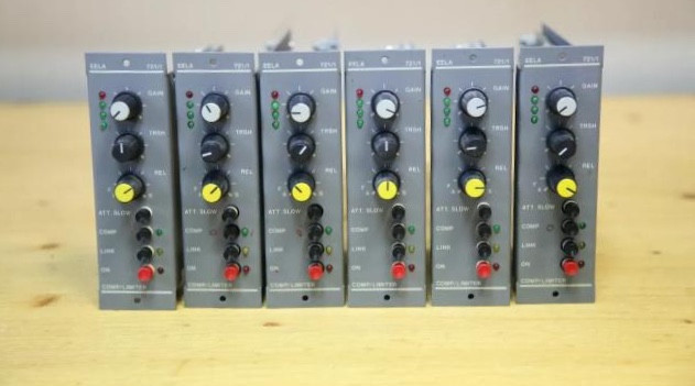 Eela Audio EA721/1 Stereo compresor