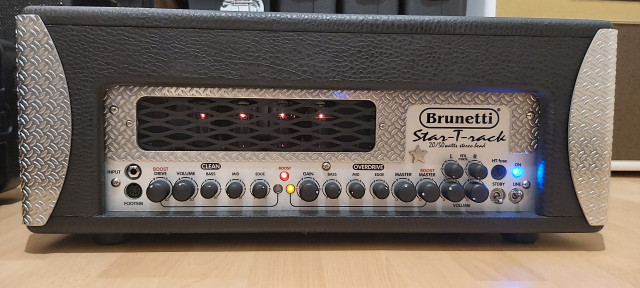 Black Friday !!! Brunetti Star T rack