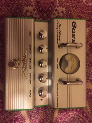 Ashdown Dual Bass Compression