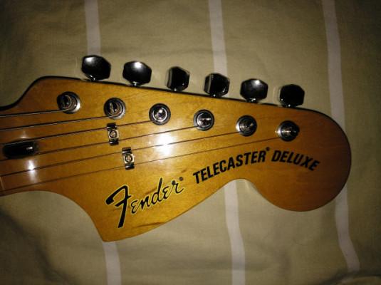 Fender Telecaster Deluxe '72