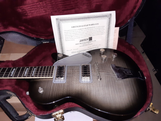 Guitarra Gretsch G6114B New Jet MIJapan