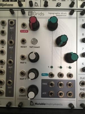Módulos eurorack Mutable / Intellijel / Make Noise / Doepfer