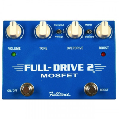 fulltone overdrive full-drive 2 Mosfet, !! nuevo !!