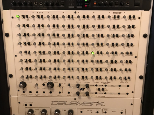 Analogue Solutions Megacity Sequencer