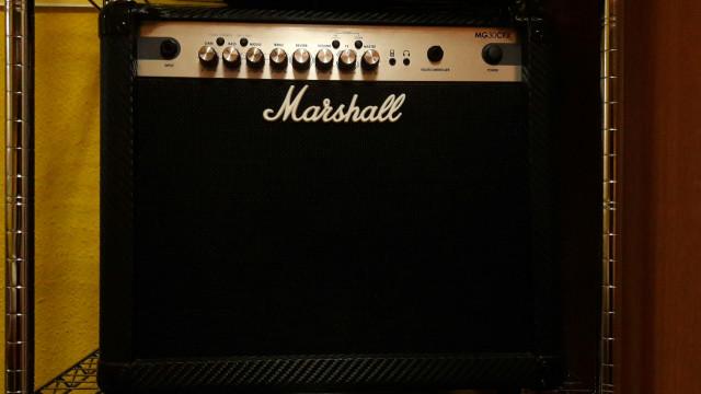 Combo Multiefectos Marshall (Pedal incluido)