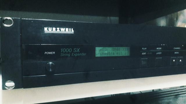 Kurzweil 1000SX String Expander (CAMBIO)