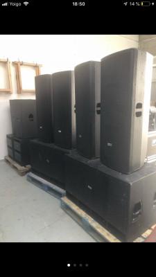 Equipo estacado Lynx Pro Audio
