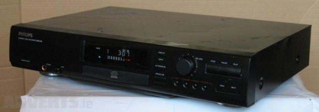 Reproductor -grabador cd phillips CDR870 (RESERVADO)