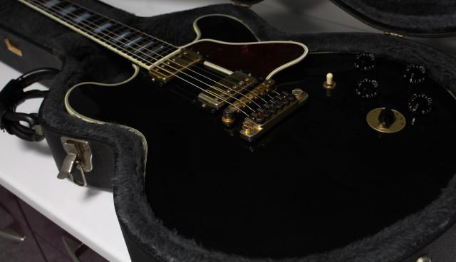 Gibson BB King Lucille 2003 Ebony Fretboard ¡¡REBAJÓN!!