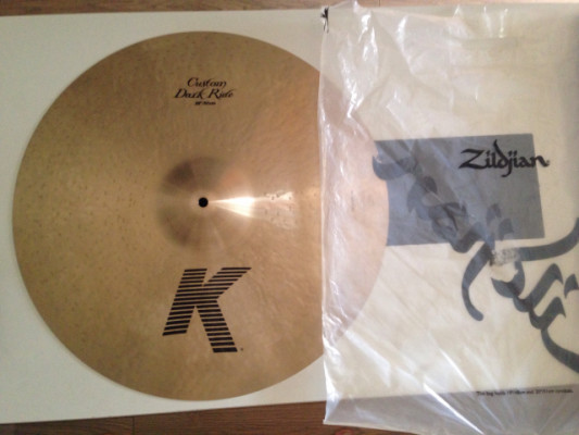 Zildjian K Custom Dark Ride 20