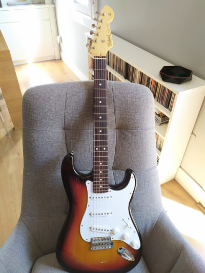 Stratocaster Tokai AST 80 Made in Japan