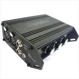 amplificadores de cascos Superlux HA3D X4 unidades