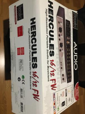 interface Hercules  16/12 FW