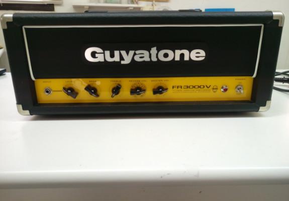 Guyatone FR-3000V Tube Drive Reverb Accutronics Spring