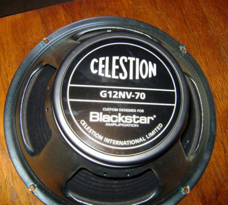 CELESTION G12-NV 70W.-16 Ohm.
