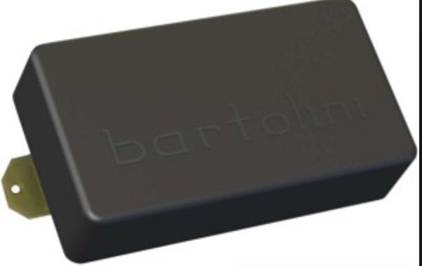 Bartolini PBF-57-BK Jazz Humbucker Bridge Guitar Pickup