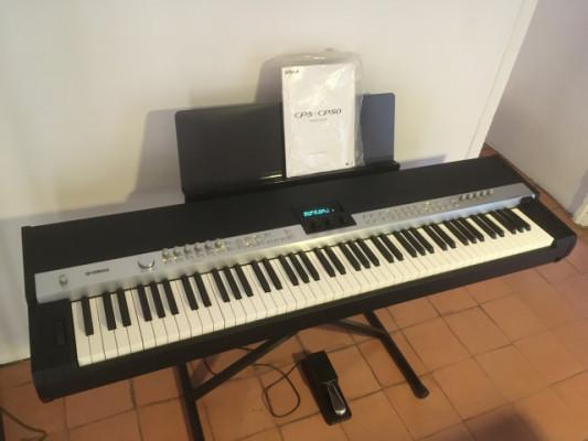 Yamaha CP5 Piano digital de escenario