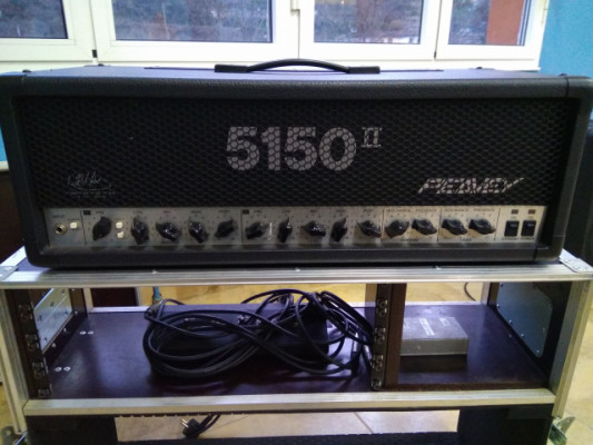 Peavey 5150 II Modificado