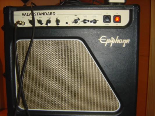 AMPLIFICADOR EPIPHONE STANDARD (VALVES) 15W