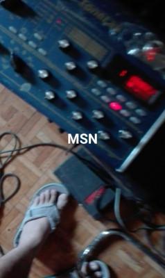 VOX Tonelab medio rack