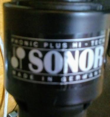 Batería Sonor Phater hi-tec