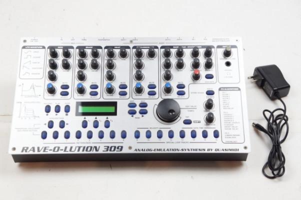 Quasimidi Rave-O-Lution 309 (Full Expanded)
