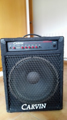 Ampli de Bajo Carvin Pro Bass 100