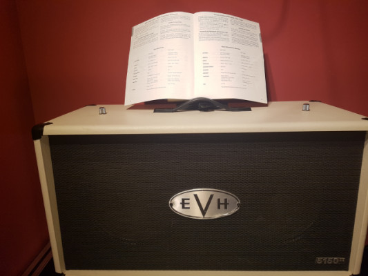 Evh 2x12 ( impecable )