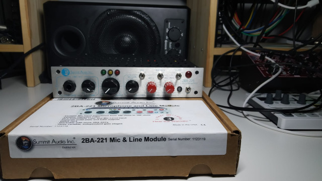 Summit Audio 2Ba-221