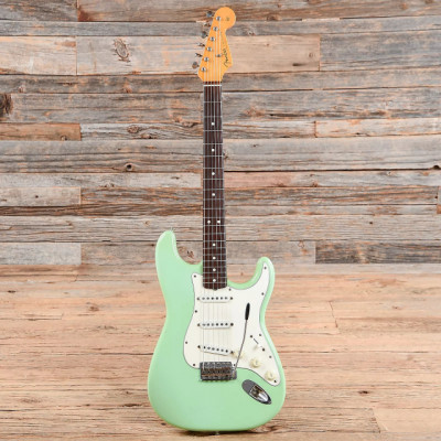 Fender American Vintage 62 [Foam Green y Olympic White]