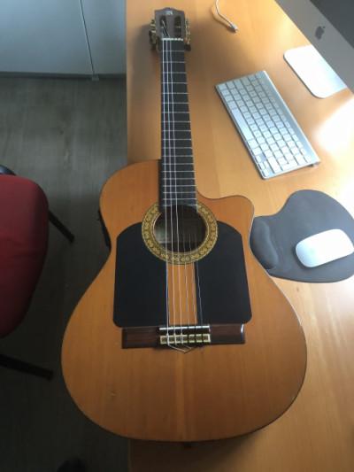 Guitarra alhambra 5p cw fishman REBAJONNNNNNNNNN a 395eur!!!!!!!!!!!!!!!!!!!!