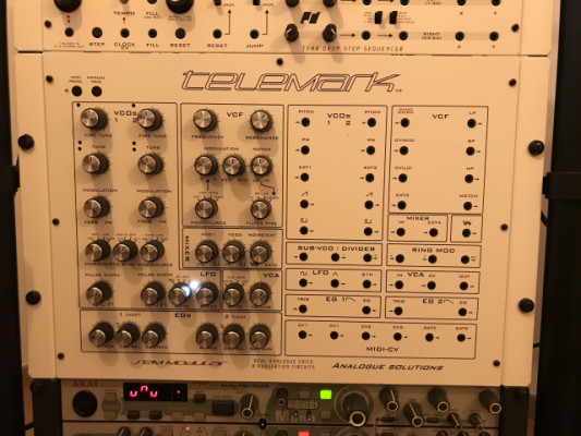 Analogue Solutions Telemark V2 synth