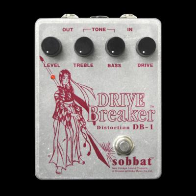 Vendo pedal distorsión Sobbat db1