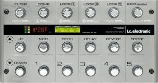 G-System Tc Electronic + Flight Case
