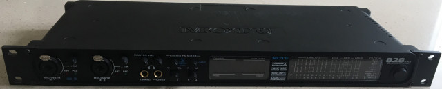 MOTU 828 mk3 hybrid (usb & firewire)