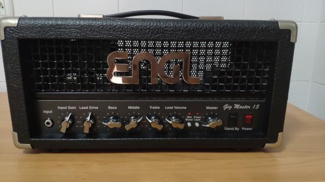 ENGL E315 Gigmaster Cabezal 15 W
