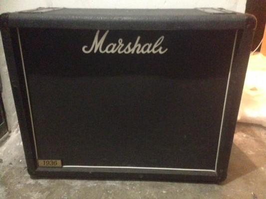 """Marshall bafle 2x12"""" 1936 Vintage 30"""